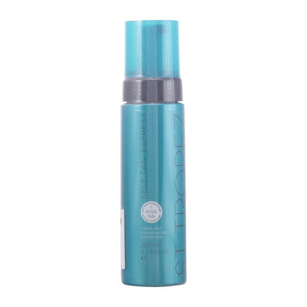 Mousse Autobronzante Self Tan Express St.tropez (200 ml)