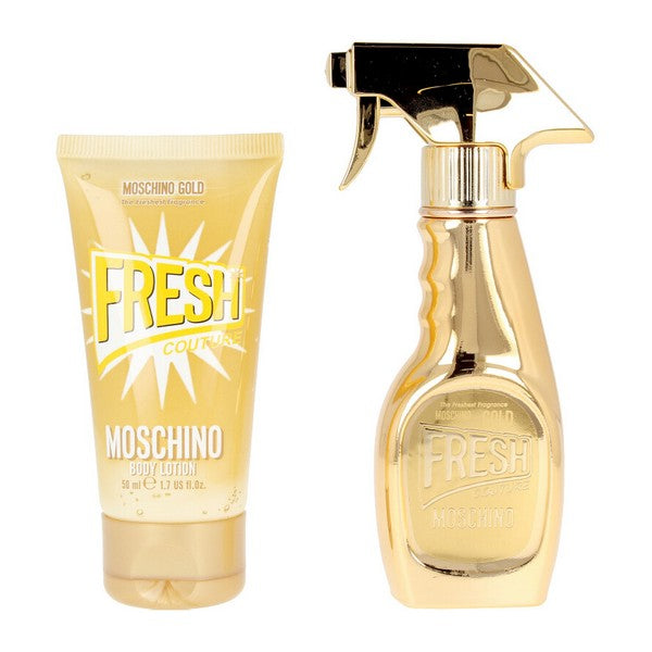 Set de Parfum Femme Gold Fresh Couture Moschino EDP (2 pcs)