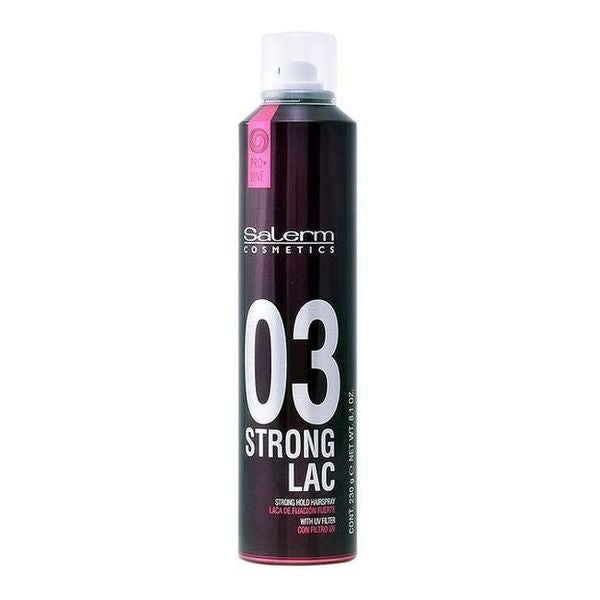 Spray pour cheveux Strong Lac Salerm