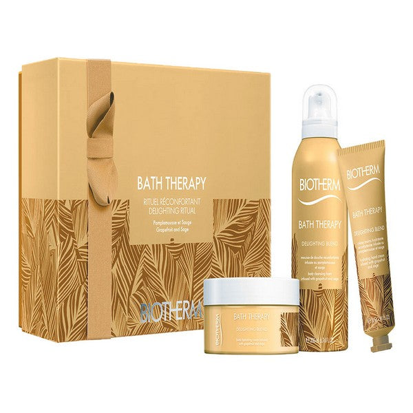 Ensemble de Bain Bath Therapy Delighting Biotherm