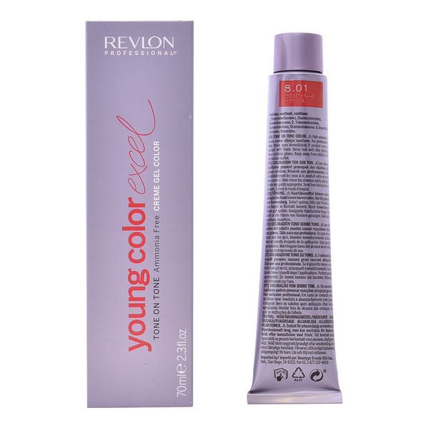 Teinture sans ammoniaque Young Color Revlon