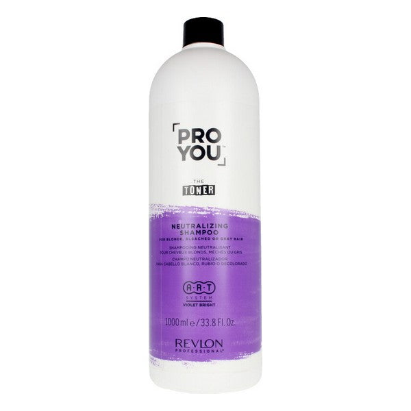 Shampooing ProYou the Toner Revlon (1000 ml)