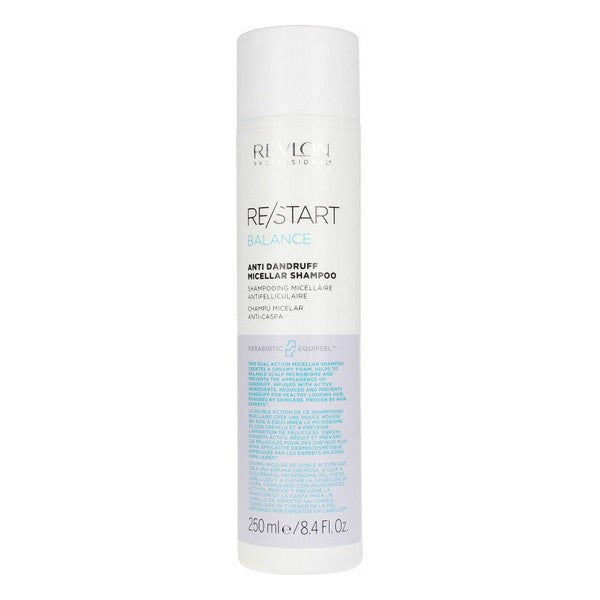 Shampooing Re-Start Balance  Revlon (250 ml) Anti-pellicule