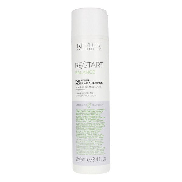 Shampooing Re-Start Balance Revlon (250 ml)