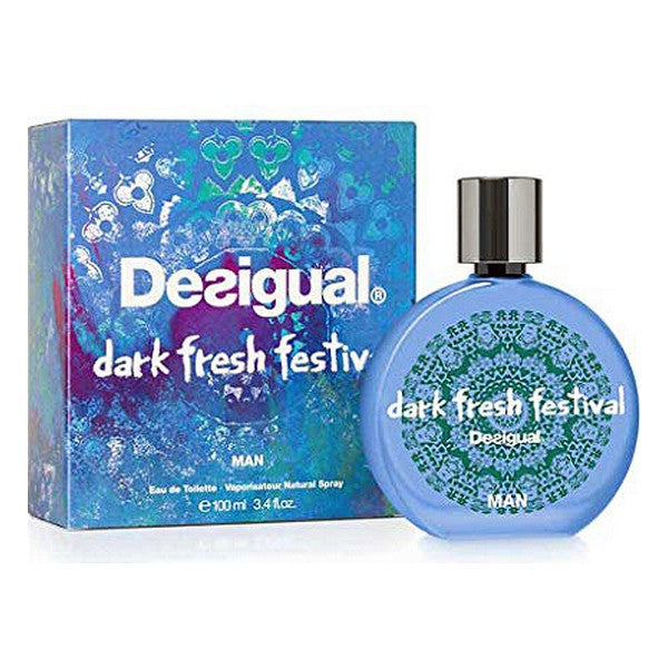 Parfum Homme Dark Fresh Festival Desigual EDT (100 ml)