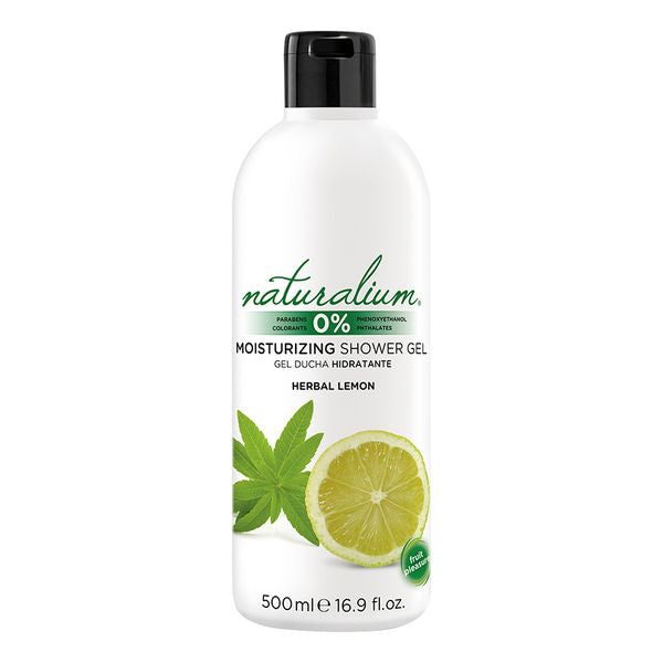Gel de douche Herbal Lemon Naturalium (500 ml)