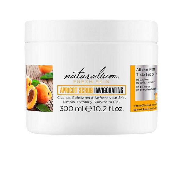 Masque exfoliant Apricot Naturalium (300 ml)