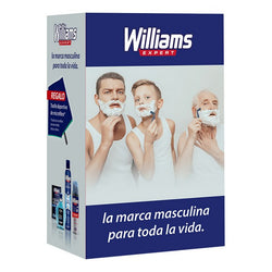 Ensemble de Soin Personnel pour Homme Aqua Velva Williams (4 pcs)