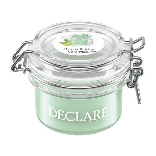 Masque facial Matcha Calming Declaré (50 ml)