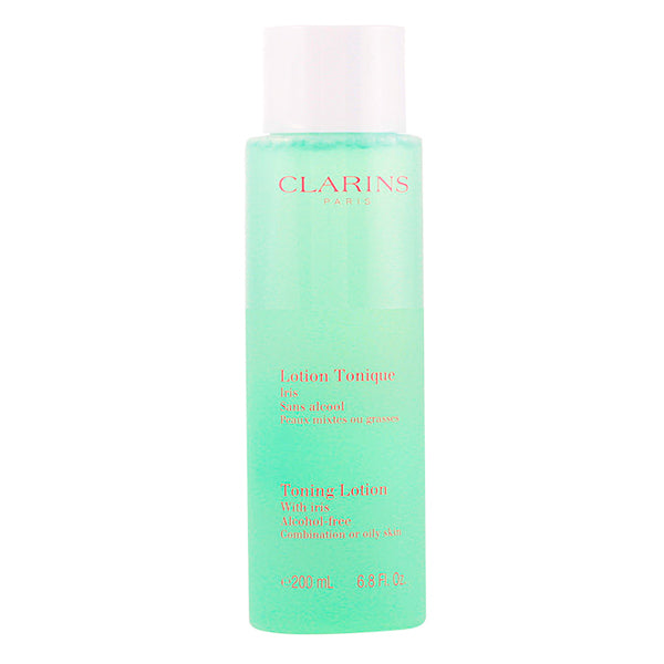 Lotion tonique sans alcool Iris Clarins