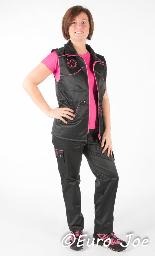 "Trainingsvest ""Rex"" Roze"