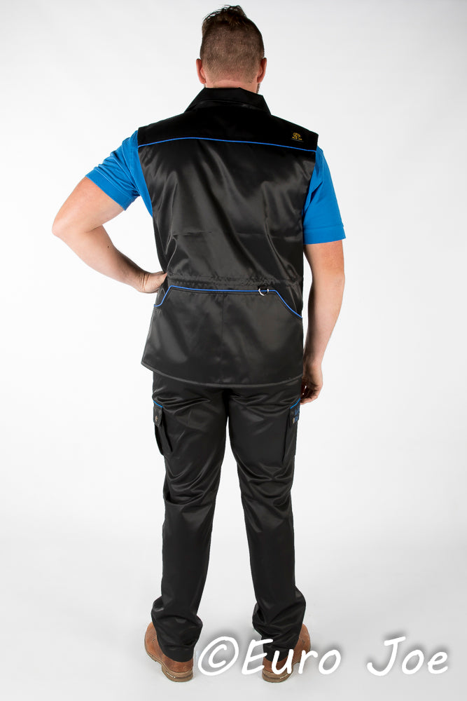 "Trainingsvest ""Rex"" Blauw"