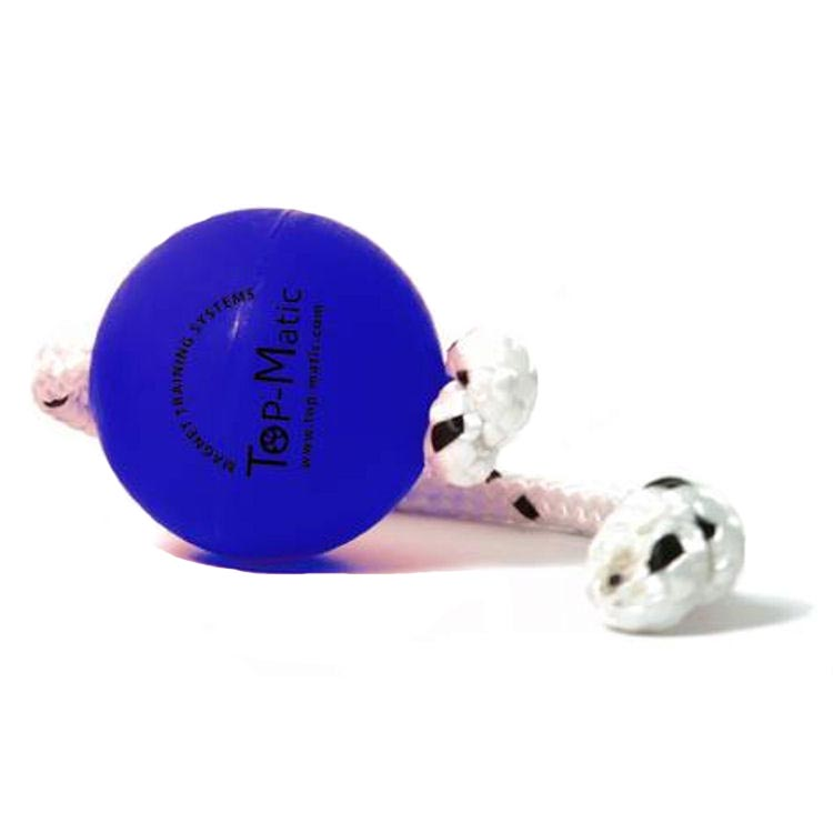 "Top matic ""Fun ball zacht"" (blauw) - Trainingsbal"