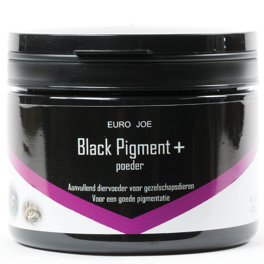 Black Pigment + Supplement