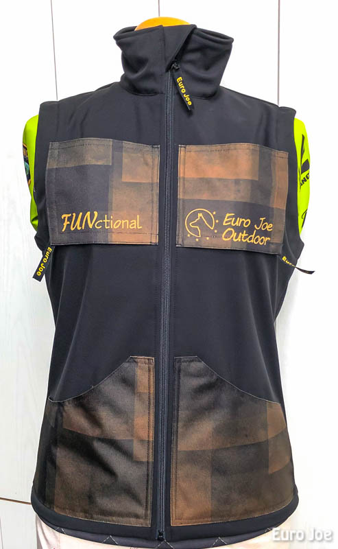 "Trainingsvest ""Functional"" Zwart (heren)"