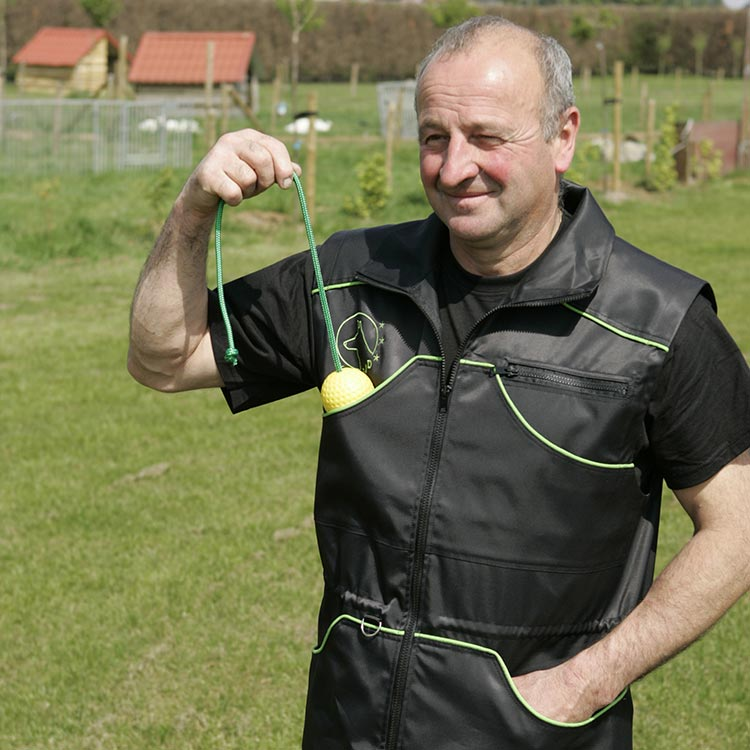 "Trainingsvest ""Rex"" Rood"