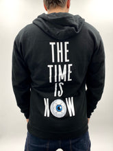 Load image into Gallery viewer, THE TIME IS NOW Hoodie
