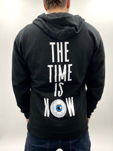THE TIME IS NOW Hoodie