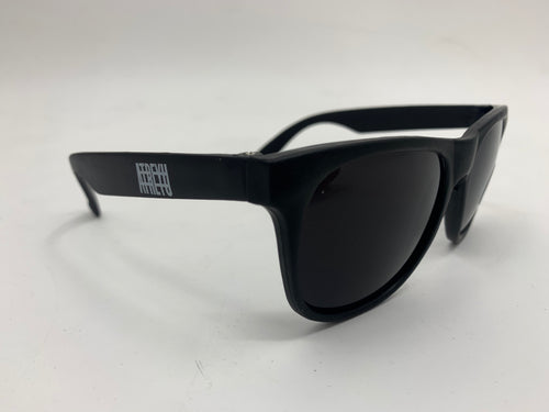 Atreyu strikethrough logo sunglasses