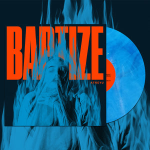 "Blue Wave Baptize LP w/ signed 12"" x 12"" album art poster (Pre-order)"