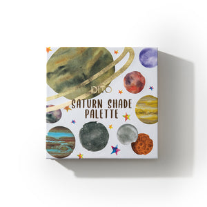Saturn Shade Palette 9 Color Palette