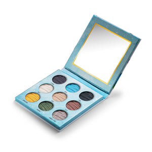 Eco Earth Shade Palette 9 Color Palette