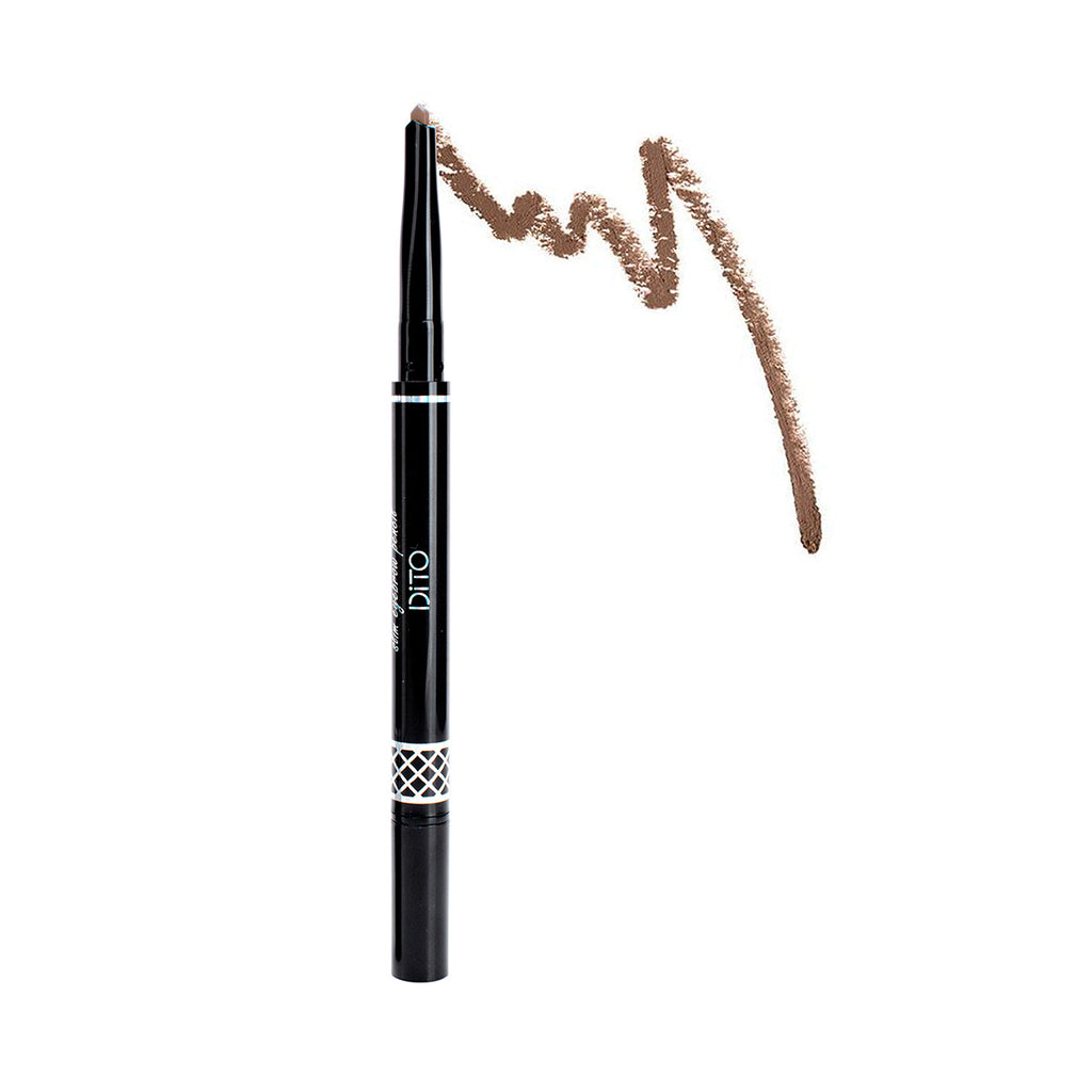 DITOcosmetics Slim Eyebrow Pencil -Rich Brown