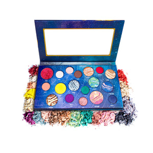 Special Galaxy Shade Palette | 18-Color Eyeshadow Palette