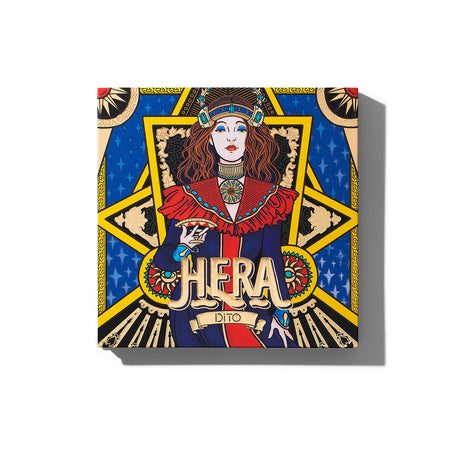 MUSE - HERA | 16-Color Eyeshadow Palette