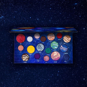 Galaxy Shade Palette | 18-Color Eyeshadow Palette