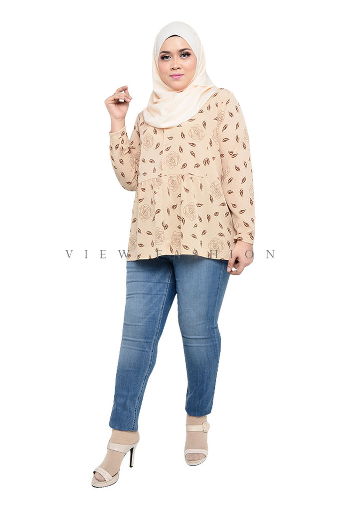 Victoria Long Sleeves Top