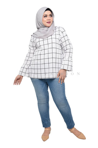 Sweet Abstract Square Top