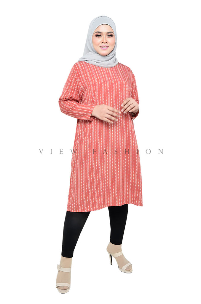 Elegent Blouson Long Sleeve Top