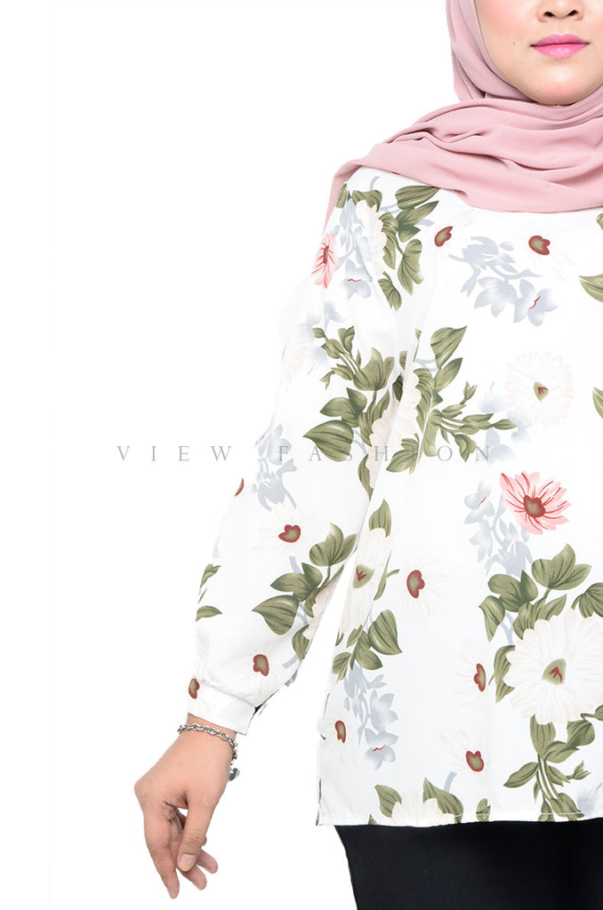 Exclusive Printed Top