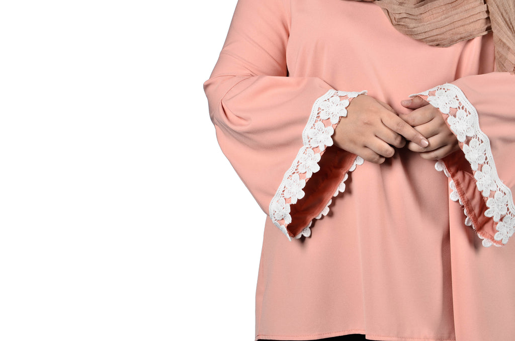 Flora Lace Sleeve