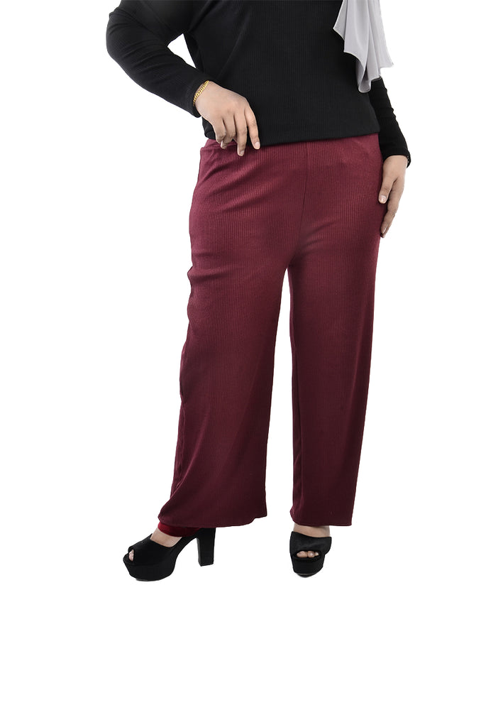 Soft Stripe Pant