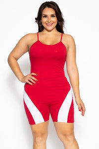 Body-con Romper Body Suit - FitBeautyTrends