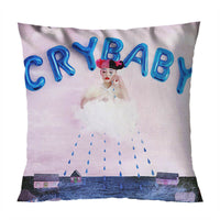 "CRY BABY MELANIE MARTINEZ Custom Pillow Case Cushion 16"" 18"" 20"" Inch Cover"