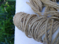 Craft Burlap String/Twine 9-New 1-Remnant