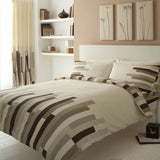 Luxury Blocks Design Duvet Cover Good Colors Quilt Cover Reversible Bedding Sets