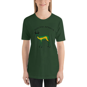 South African Supporters Short-Sleeve T-Shirt