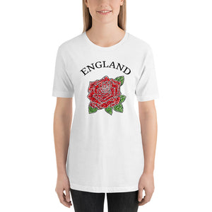 English Supporters Short-Sleeve T-Shirt