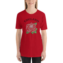 Load image into Gallery viewer, English Supporters Short-Sleeve T-Shirt