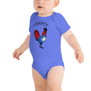 French Baby Bodysuit