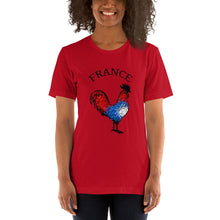 Load image into Gallery viewer, French Supporters Short-Sleeve T-Shirt