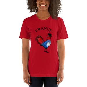 French Supporters Short-Sleeve T-Shirt