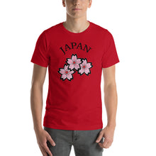 Load image into Gallery viewer, Japanese Supporters Short Sleeve T-Shirt