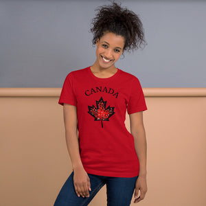 Canadian Supporters Short-Sleeve T-Shirt