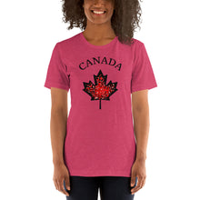 Load image into Gallery viewer, Canadian Supporters Short-Sleeve T-Shirt