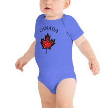 Load image into Gallery viewer, Canadian Baby Bodysuit